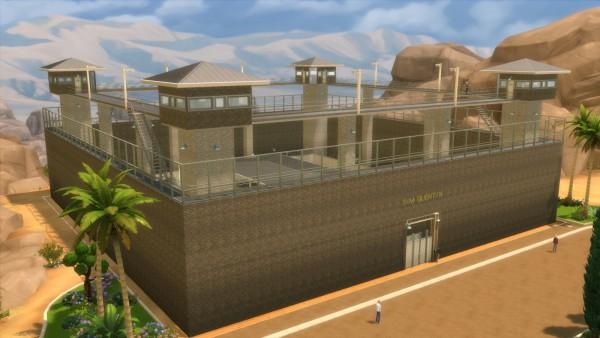 Mod The Sims: Sim Quentin Prison by Sim plistic