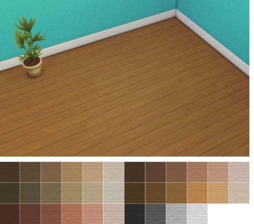Veranka Limber Lumber Traditional Hardwoods Floor