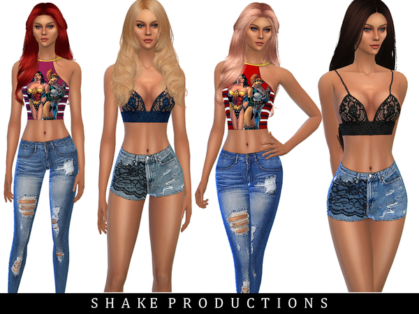 The Sims Resource: SET23 by ShakeProductions