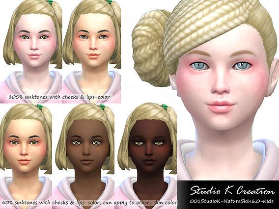 Studio K Creation: Nature skin for kids