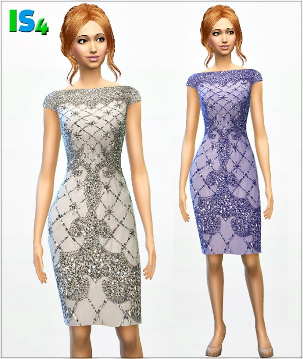 Irida Sims 4: Dress 34 IS4