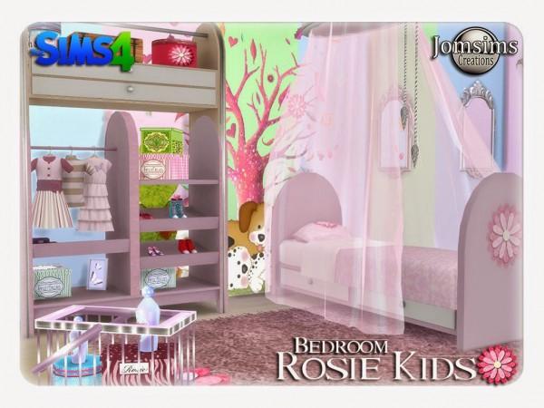 Jom Sims Creations: Rosie kidsroom