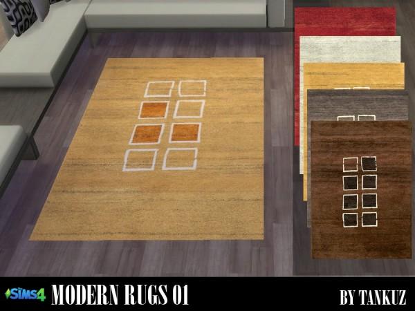 Tankuz: Modern Rugs 01