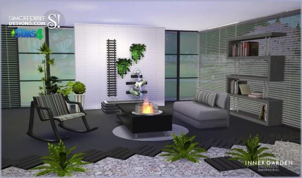 Captivating ... SIMcredible Designs: Inner Garden ...