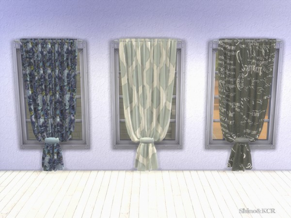 Shinokcr s curtains and canopy s - The Sims Resource Curtains And Canopy S By Shinokcr