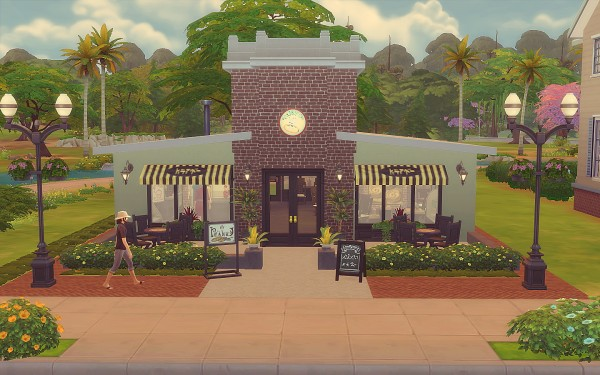 Via Sims Bakery Sims 4 Downloads