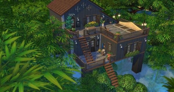 Studio Sims Creation Goa House Sims 4 Downloads