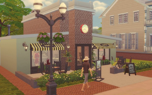 sims 4 how to buy bakery