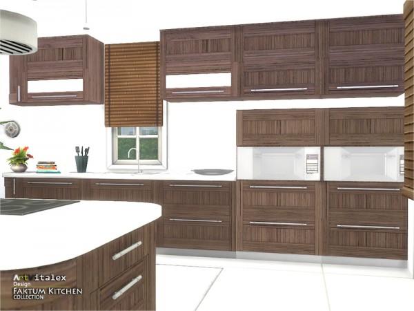 The Sims Resource: Faktum Kitchen by Artvitalex