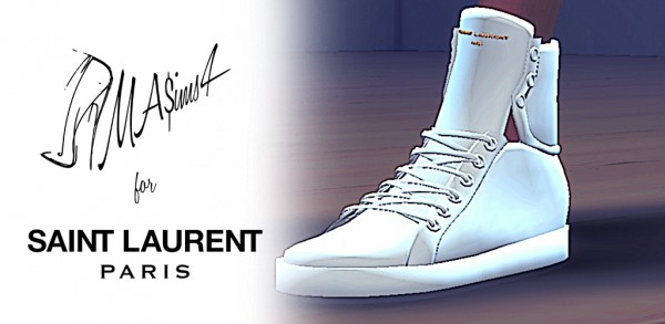 Ma Ims 3 High Top Sneakers Sims 4 Downloads
