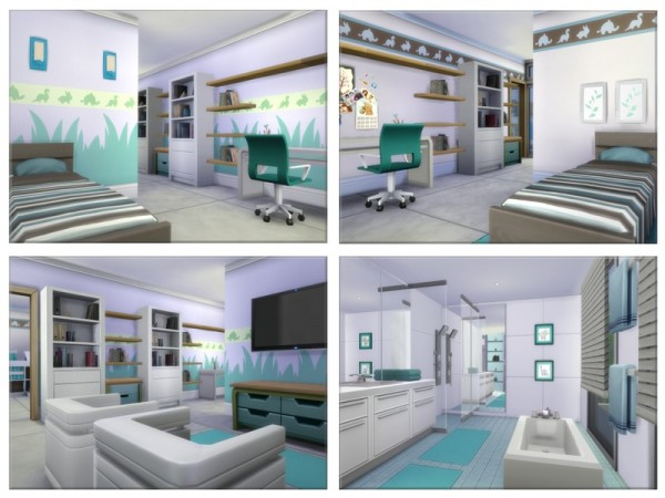 The Sims Resource: Clean living by Chemy