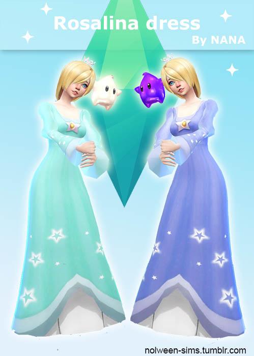 Nolween: Rosalina dress   By Nana