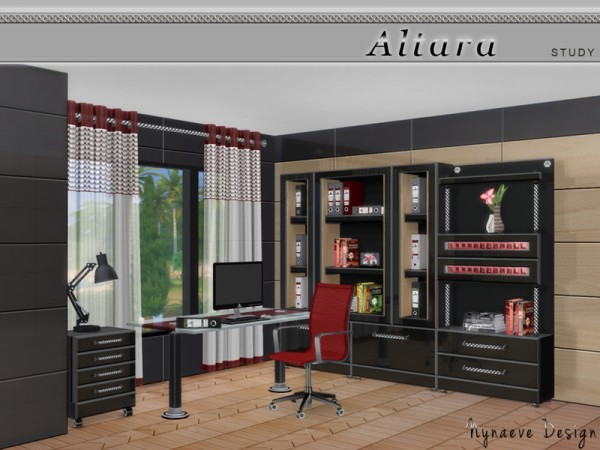 The Sims Resource Altara Study By Nynaevedesign Sims 4