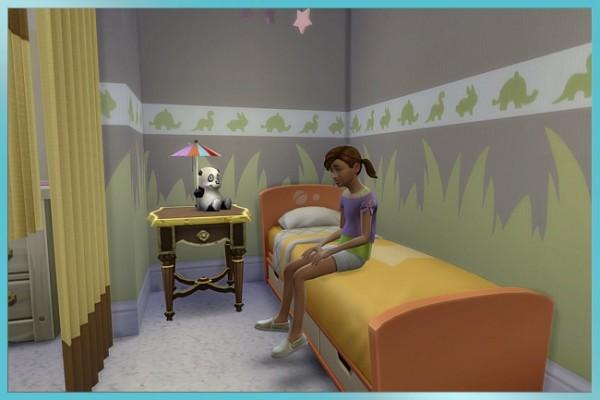 Blackys Sims 4 Zoo: Nursery Big Fun by Cappu