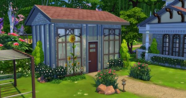 Studio Sims Creation: Tulipe house