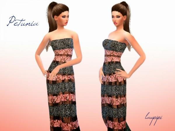 Laupipi: Petunia dress