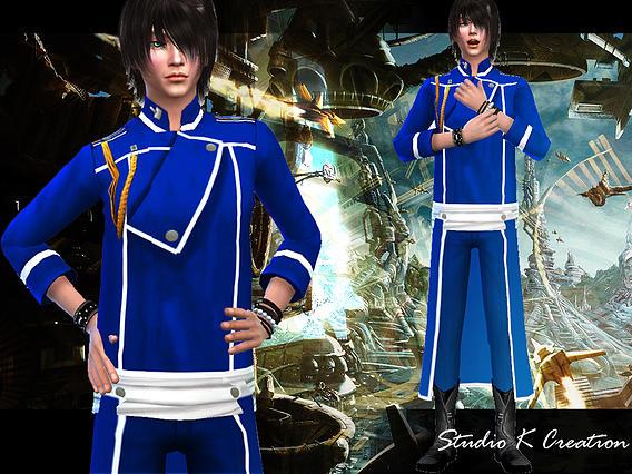 Studio K Creation: FMA Team Uniform