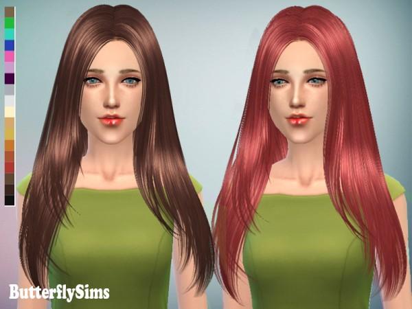 Butterflysims: B flysims hair122