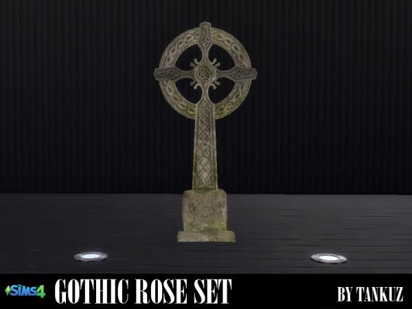 Tankuz: Gothic Rose Set