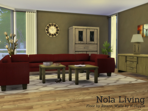 The Sims Resource: Nola Living by Angela