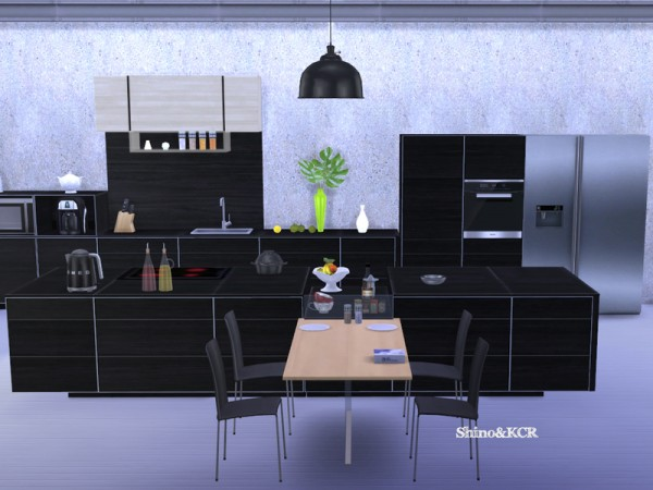 The Sims Resource Kitchen Minimalist By Shinokcr Sims 4