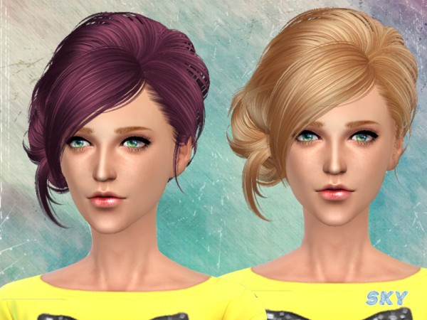 The Sims Resource: Skysims Hair 113
