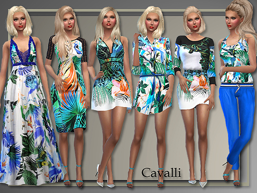 All About Style: Spring Summer 2015 dresses   Good collection for your GTW mannequins