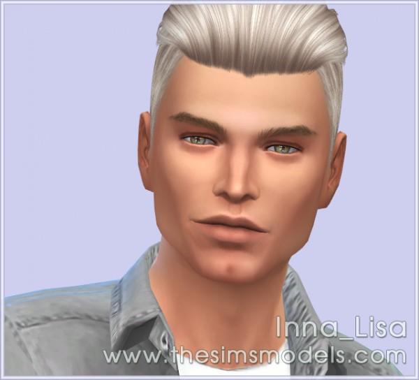 The Sims Models: Anton by Inna Lisa