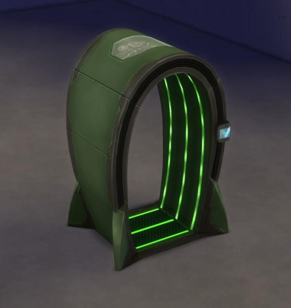 Mod The Sims: Electroflux Wormhole Generator Unlocked by ironleo78
