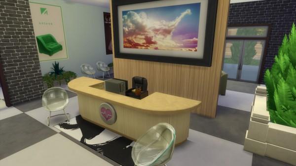 Mod The Sims: Sacred Heart National Hospital by RayanStar