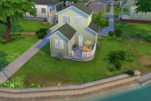 20 Sims 3 Modern House Plans Sims 2 Houses Modern