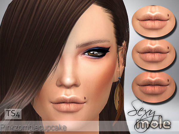 The Sims Resource: Beauty spot