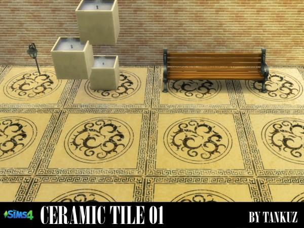 Tankuz: Ceramic tile 01