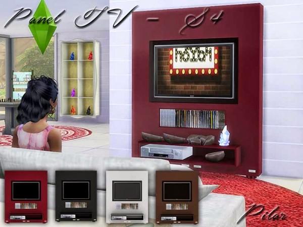 SimControl: Panel TV