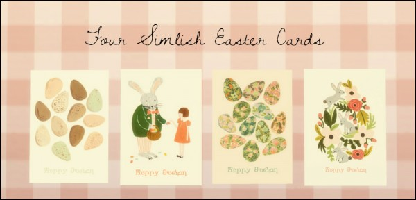 Martine Simblr: Easter decorations