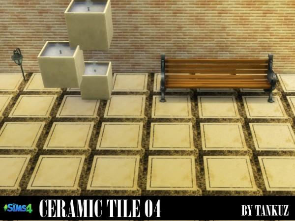 Tankuz: Ceramic tile