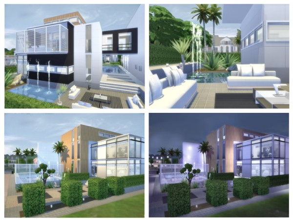 The Sims Resource: Zenga house by Chemy