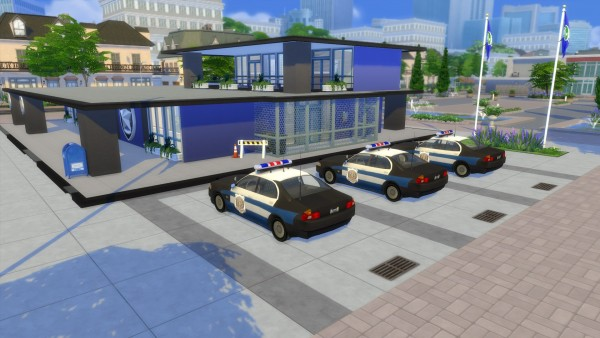 Mod The Sims Willow Creek S P D By Mykuska Sims 4