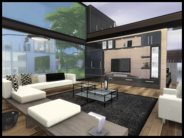The Sims Resource Altara Modern Living By Chemy Sims 4
