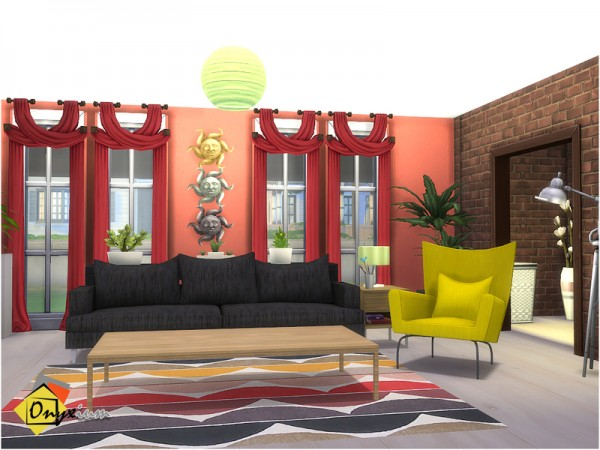 The Sims Resource: Orson Living Room by Onyxium