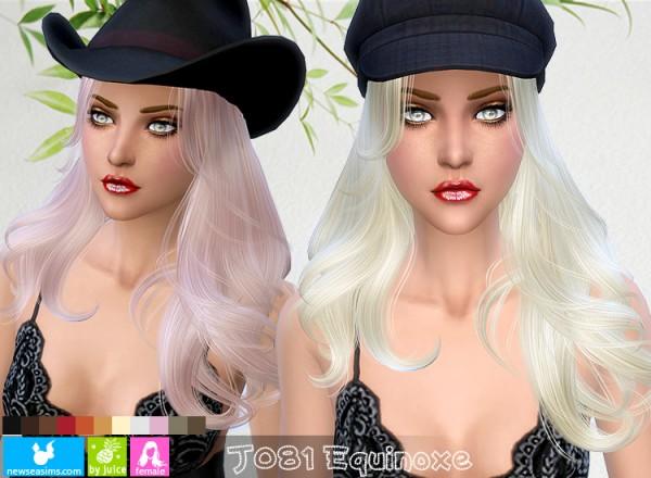 NewSea: J081 Equinoxe hair