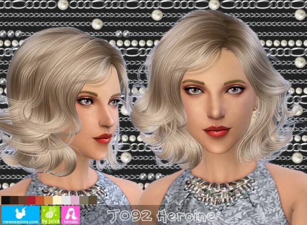 NewSea: J092 Heroine