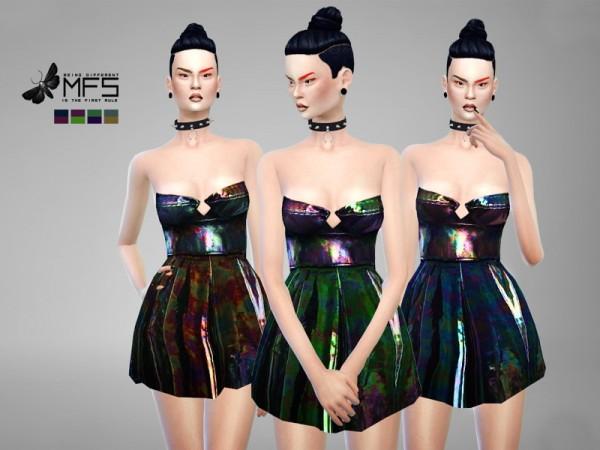 MissFortune Sims: Crystal Jumper
