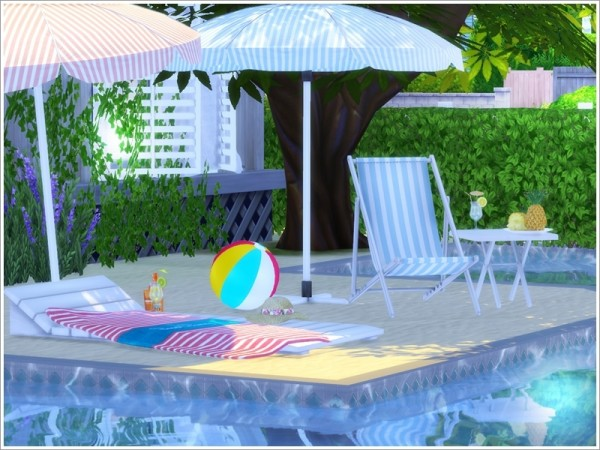 The Sims Resource Dreams Of The Beach By Severinka Sims