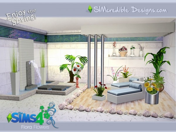 The Sims Resource: Flora Plants by SIMcredible