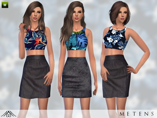 The Sims Resource: Set No2   Olahoa by Metens