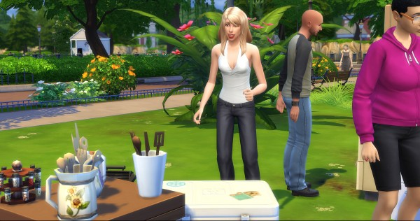 Studio Sims Creation: Vide Grenier de Printemps