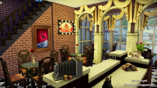 Frau Engel: Pastry shop