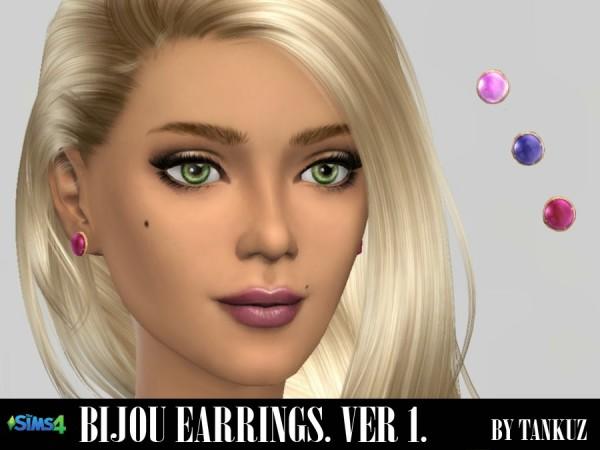 Tankuz: Bijou Earrings by version 1