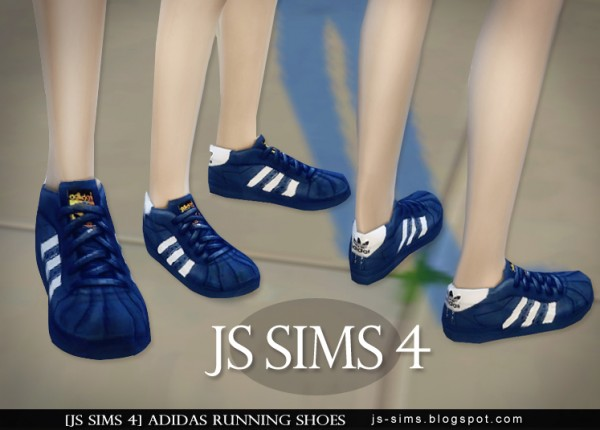 Js Sims 4 Running Shoes Sims 4 Downloads